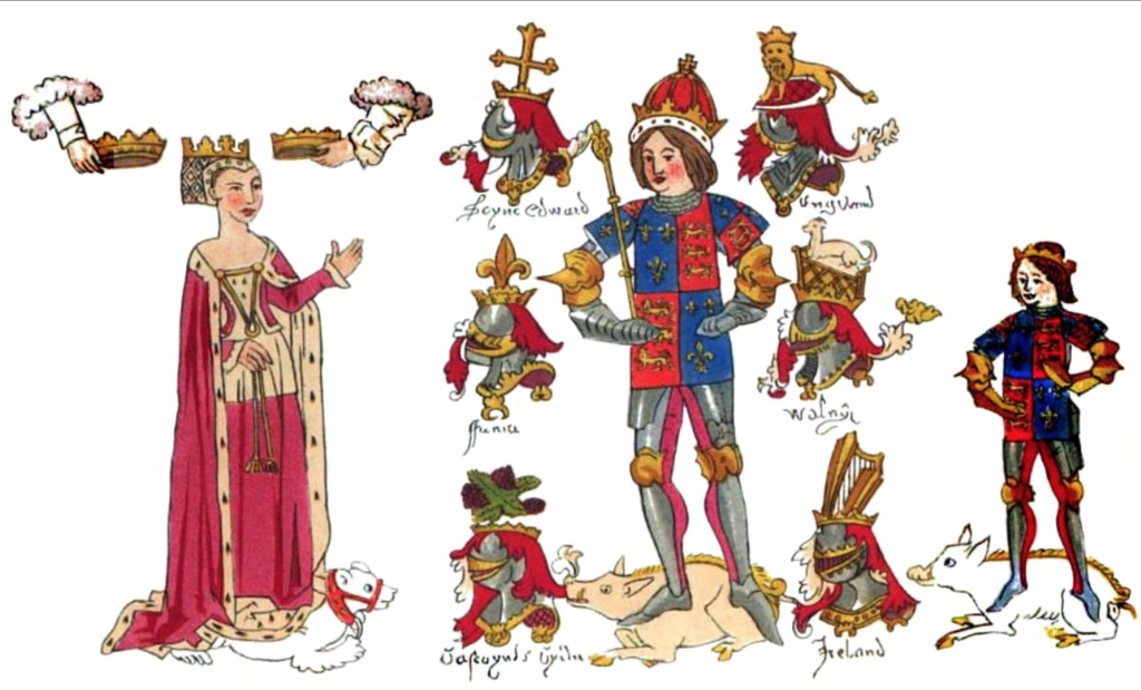 Richard III and Family