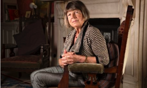 Dame Margaret Drabble OBE (Photo: The Guardian newspaper)